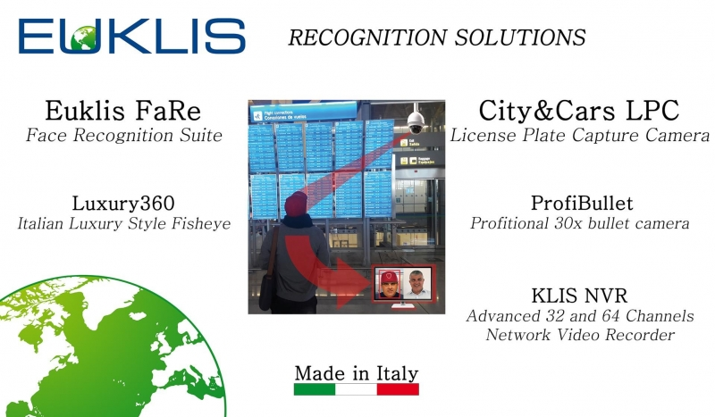 EUKLIS invites you to visit IFSEC 2018